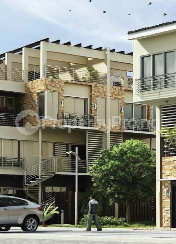 4 bedroom House for sale chevron Lekki Lagos - 2
