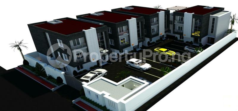 4 bedroom Flat / Apartment for sale Soho Atlantic Court, Atlantic Nominees Estate, By Abraham Adesanya Estate Abraham adesanya estate Ajah Lagos - 0