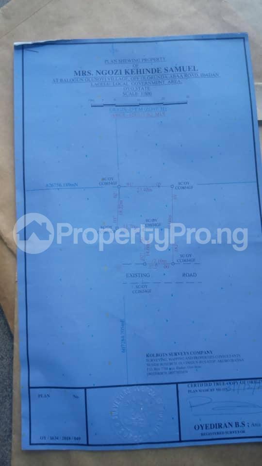 4 bedroom Factory Commercial Property for sale  behind ajara Grammar school olorunda area akobo ibadan. Akobo Ibadan Oyo - 2