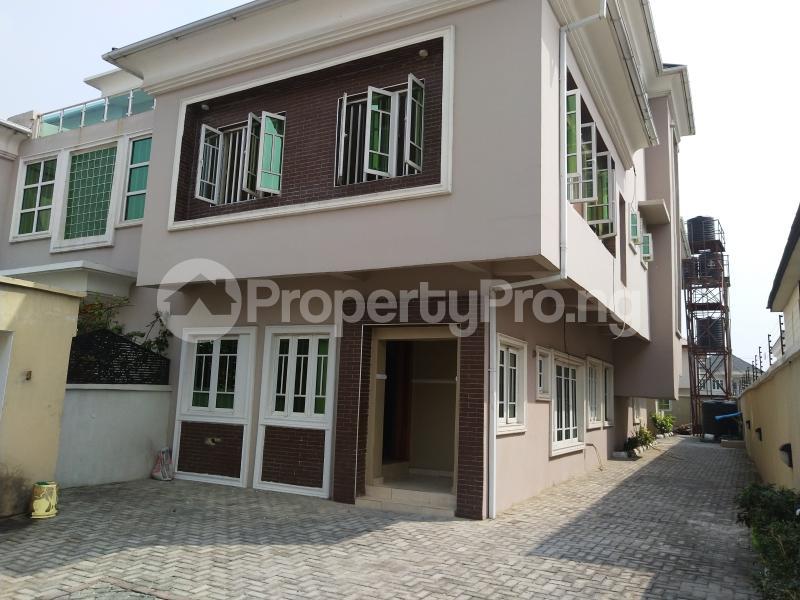 4 bedroom Semi Detached Duplex House for rent . Lekki Phase 1 Lekki Lagos - 0