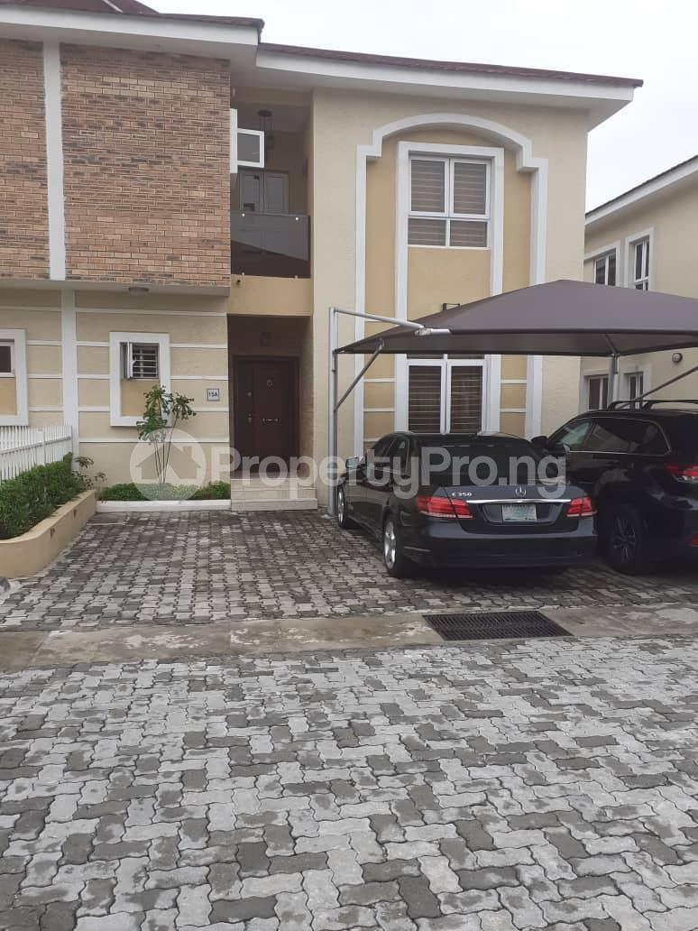 5 bedroom House for sale off Palm's drive Lekki Phase 1 Lekki Lagos - 1