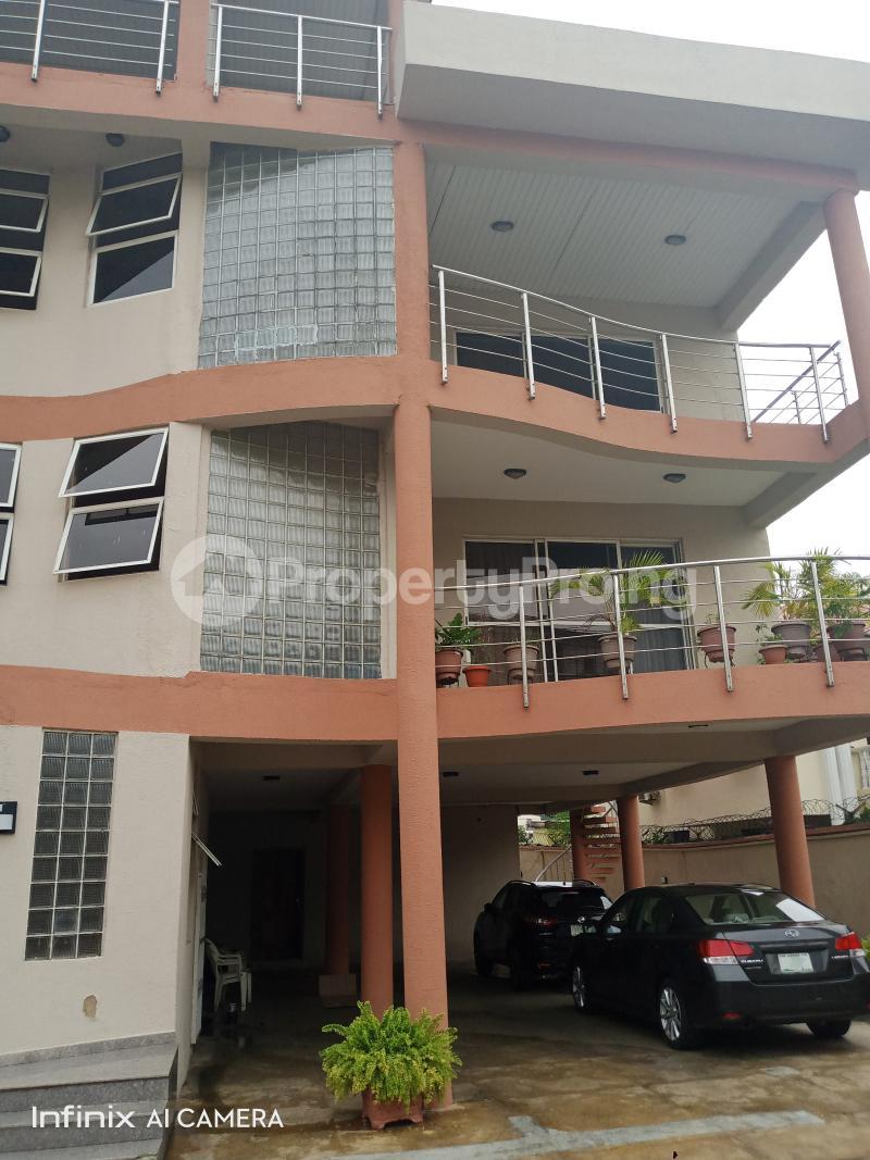 Terraced Bungalow for rent Abacha Estate Old Ikoyi Ikoyi Lagos - 1