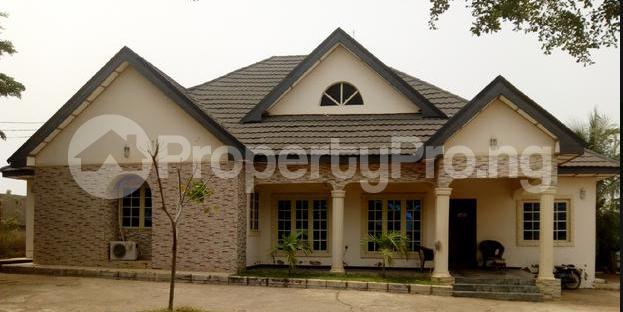 4 bedroom Detached Bungalow for sale Opposite International Market Makurdi Benue - 1