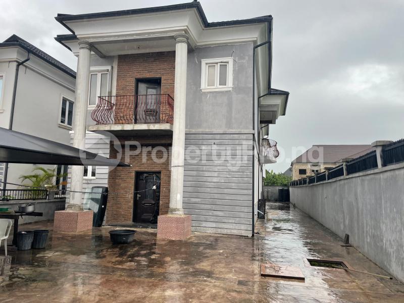 4 bedroom Detached Duplex for sale Ayo Balogun Street, Off Mtr, Opic Isheri North Ojodu Lagos - 0