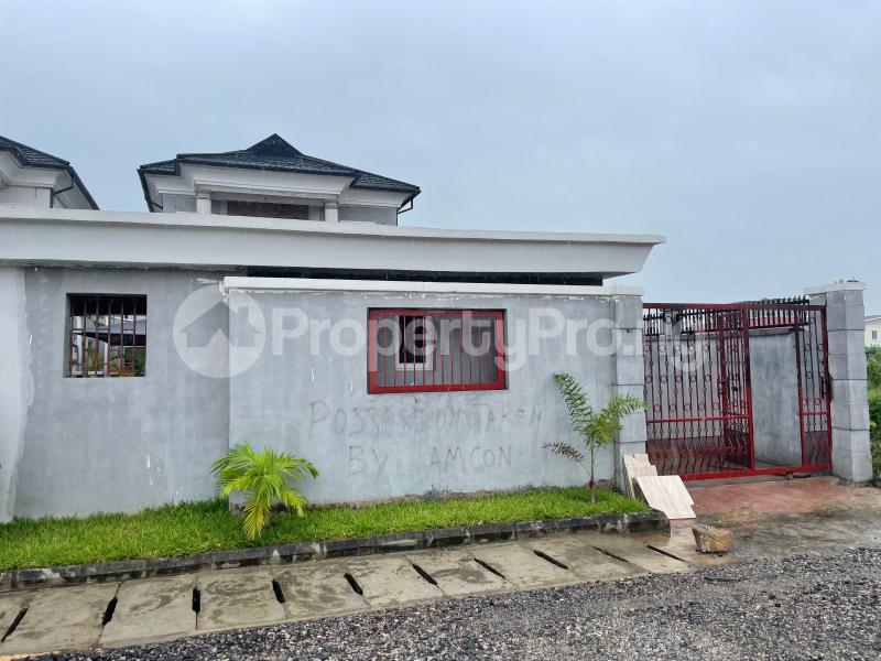 4 bedroom Detached Duplex for sale Ayo Balogun Street, Off Mtr, Opic Isheri North Ojodu Lagos - 1
