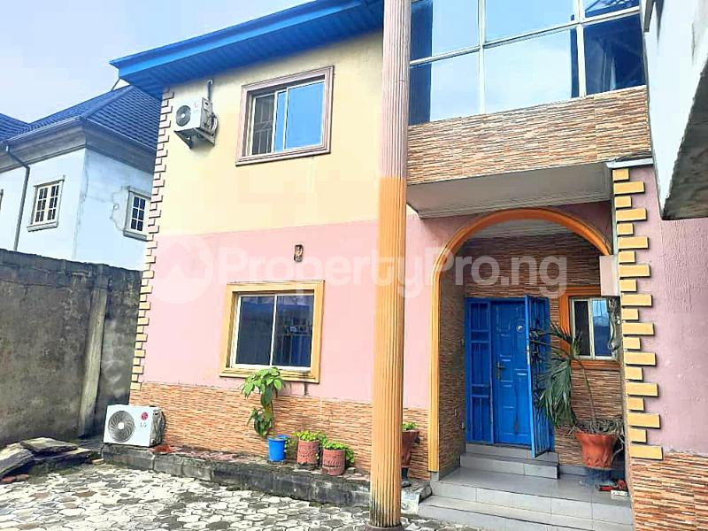 4 bedroom Detached Duplex House for sale Ykc, Woji Port Harcourt Rivers - 0