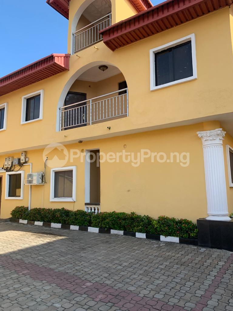 4 bedroom Flat / Apartment for rent T Lekki Phase 1 Lekki Lagos - 6
