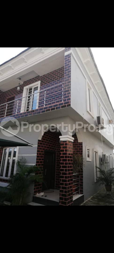 4 bedroom Detached Duplex House for sale Lekki Ajah, off Mobil Estate road.  Lekki Lagos - 0
