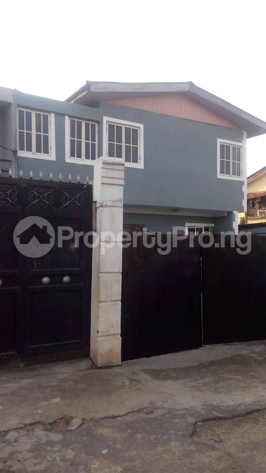 4 bedroom Semi Detached Duplex House for sale Mende Maryland Lagos - 12