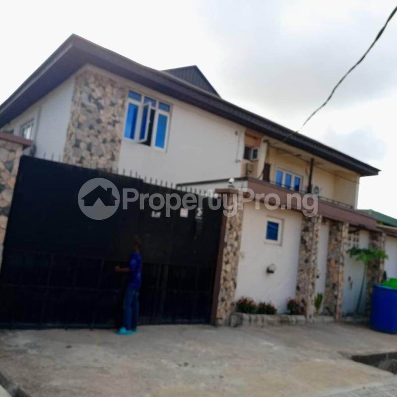 5 bedroom Semi Detached Bungalow for sale Gbagada Lagos - 0