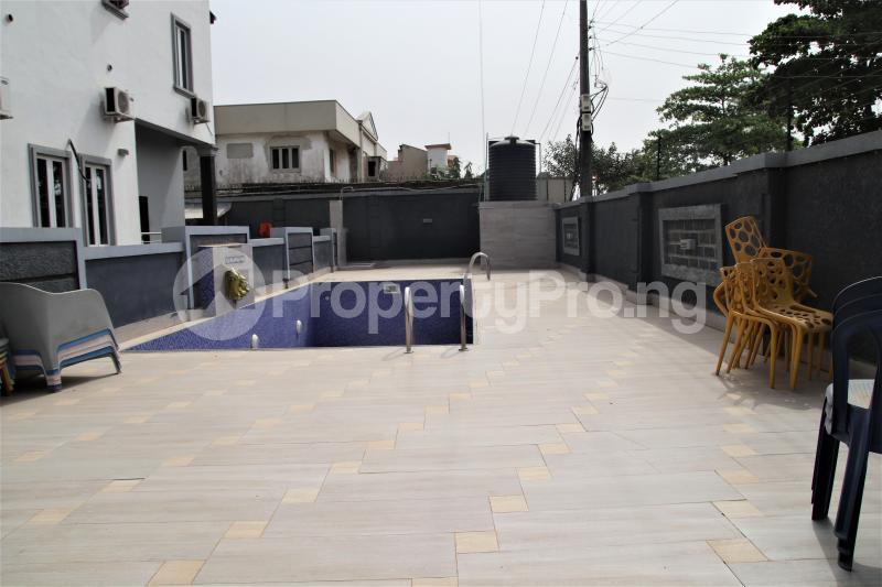 4 bedroom Semi Detached Duplex for sale Ikeja GRA Ikeja Lagos - 2