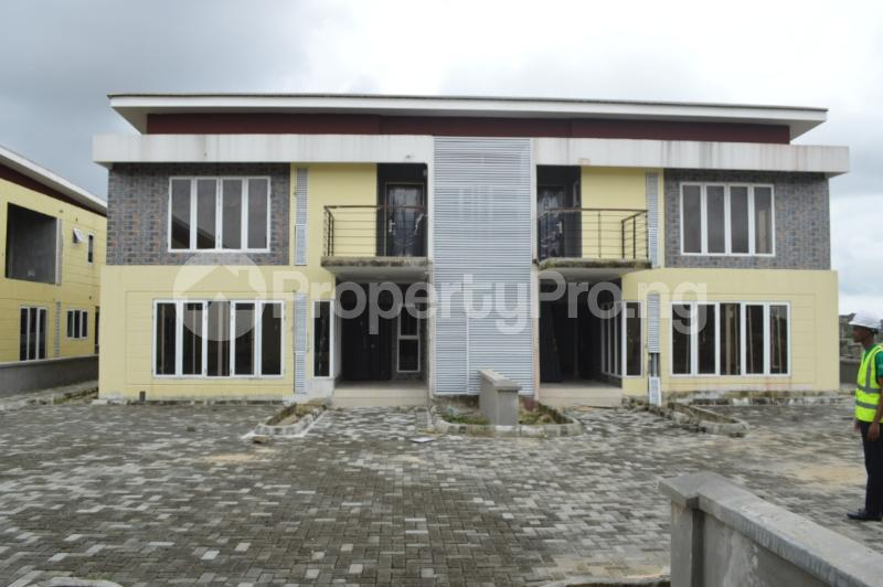 4 bedroom Semi Detached Duplex House for sale Lekki Pearl Estate, Behind Lagos Business School, Lekki Epe Expressway  Lekki Lagos - 0