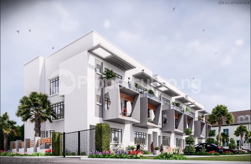 5 bedroom Terraced Duplex House for sale ... Ilasan Lekki Lagos - 0