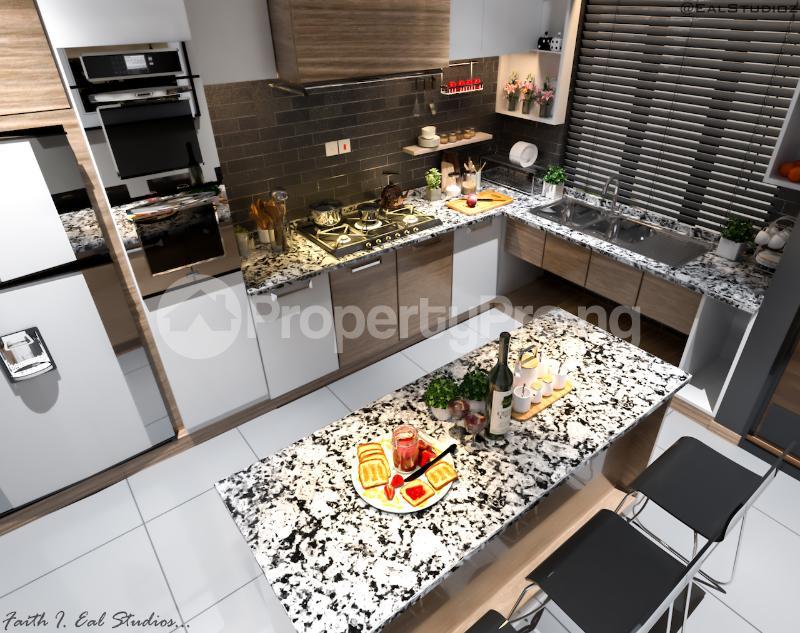5 bedroom Terraced Duplex House for sale ... Ilasan Lekki Lagos - 1