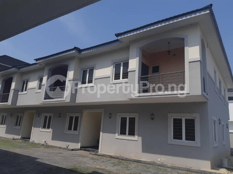 4 bedroom Terraced Duplex House for sale Atlantic View Estate Lekki Lagos - 0