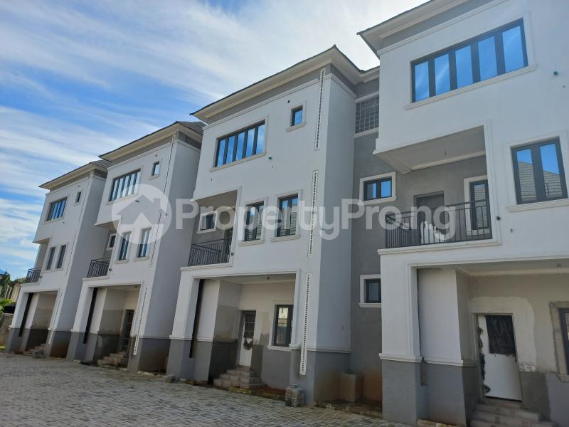 4 bedroom Terraced Duplex for sale Maitama Abuja - 16