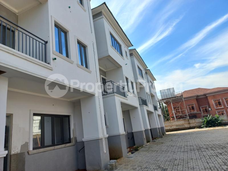 4 bedroom Terraced Duplex for sale Maitama Abuja - 15