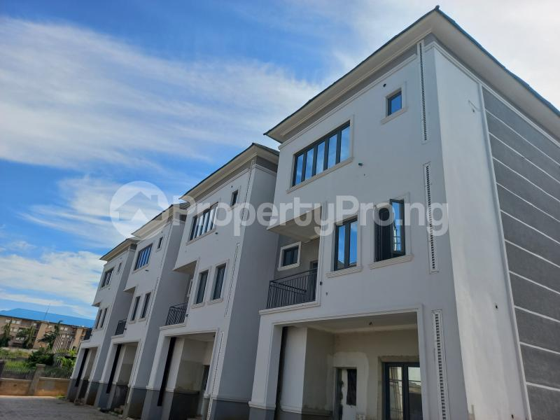 4 bedroom Terraced Duplex for sale Maitama Abuja - 17