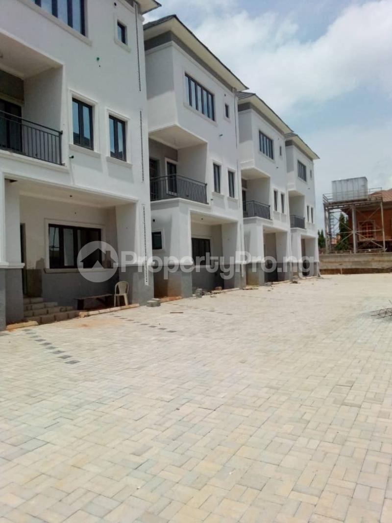 4 bedroom Terraced Duplex for sale Maitama Abuja - 3