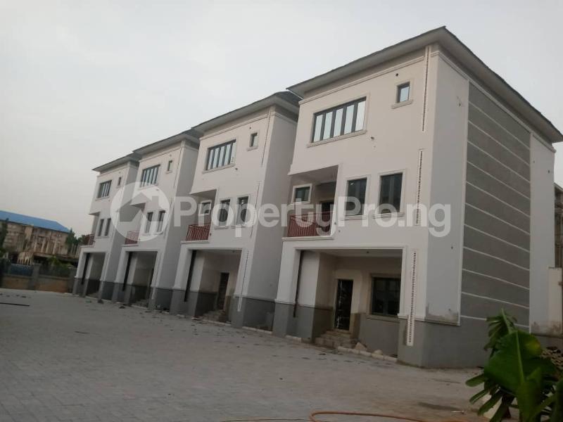 4 bedroom Terraced Duplex for sale Maitama Abuja - 1