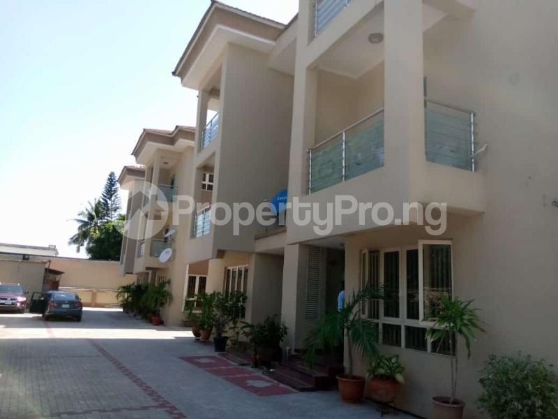 4 bedroom Terraced Duplex for rent Alexander Road Gerard road Ikoyi Lagos - 0