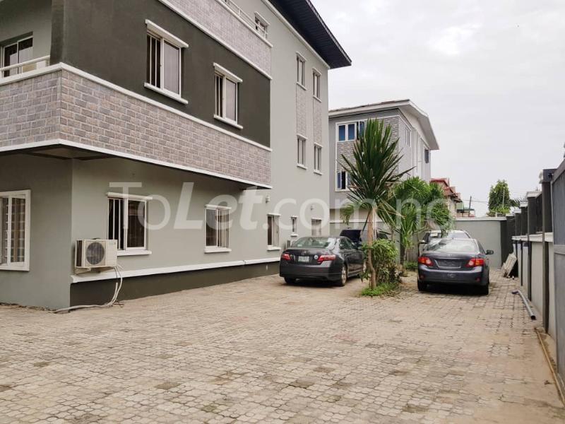 4 bedroom House for sale Adedeji estate Wempco road Ogba Lagos - 12