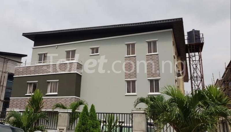 4 bedroom House for sale Adedeji estate Wempco road Ogba Lagos - 9