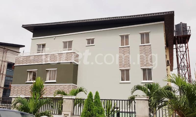 4 bedroom House for sale Adedeji estate Wempco road Ogba Lagos - 11