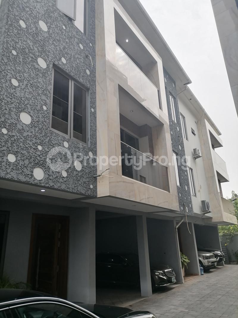 4 bedroom Terraced Duplex House for sale Old Ikoyi Ikoyi Lagos - 6