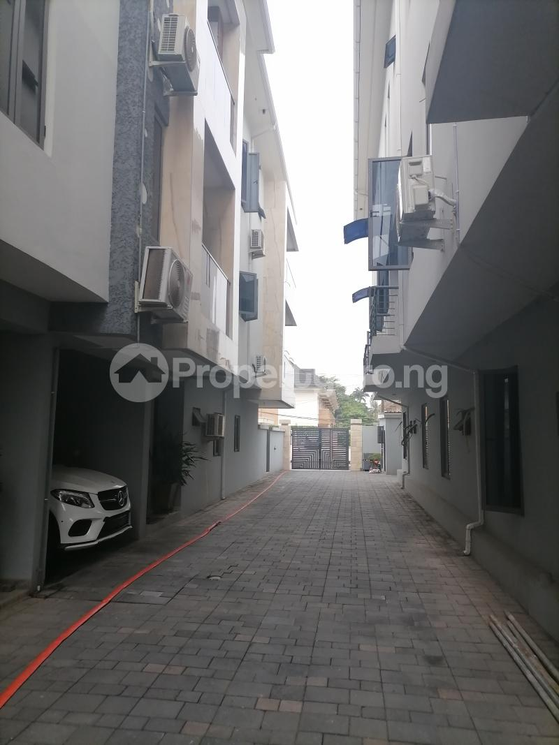 4 bedroom Terraced Duplex House for sale Old Ikoyi Ikoyi Lagos - 20