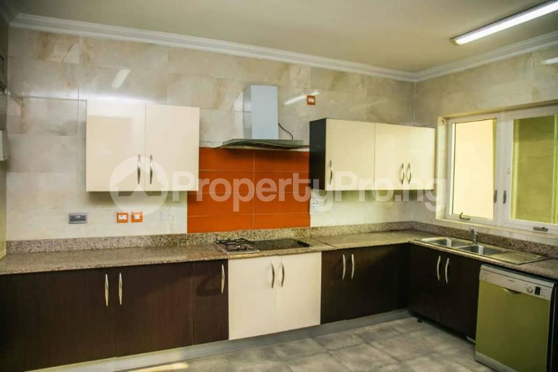 4 bedroom Terraced Duplex for rent Ogun Street Banana Island Banana Island Ikoyi Lagos - 1