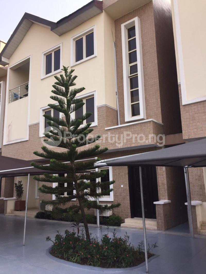 4 bedroom Terraced Duplex for rent Ogun Street Banana Island Banana Island Ikoyi Lagos - 0