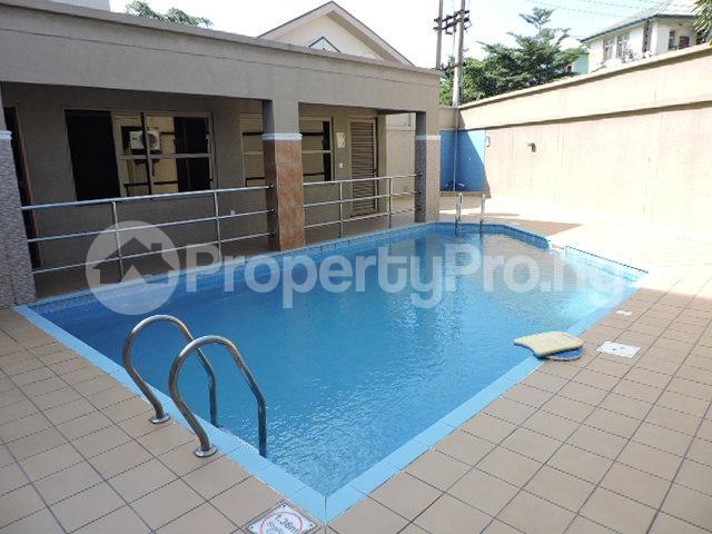 3 bedroom Terraced Duplex House for rent Oniru ONIRU Victoria Island Lagos - 8
