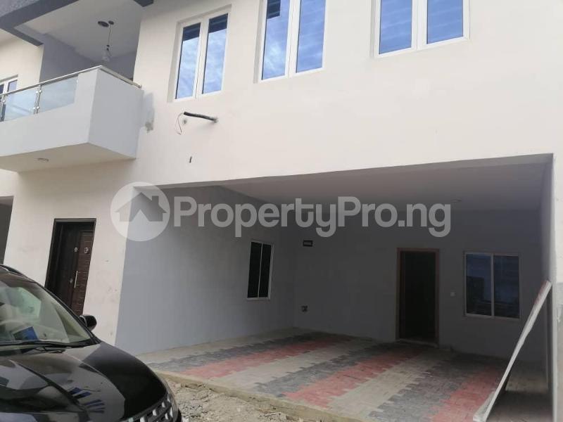 4 bedroom Terraced Duplex House for sale close to Atican Estate Okun Ajah Ajah Lagos - 2
