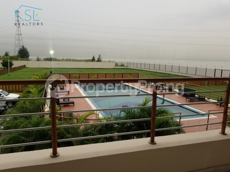 4 bedroom Terraced Duplex House for rent Residential Area Banana Island Ikoyi Lagos - 23