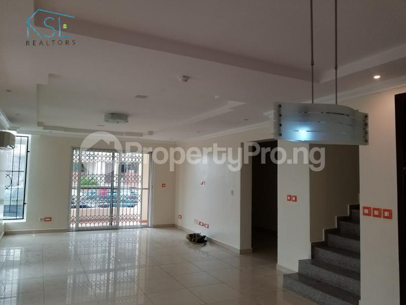 4 bedroom Terraced Duplex House for rent Residential Area Banana Island Ikoyi Lagos - 1