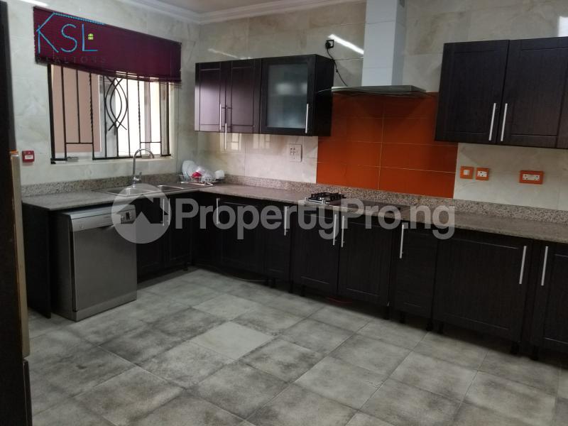 4 bedroom Terraced Duplex House for rent Residential Area Banana Island Ikoyi Lagos - 13