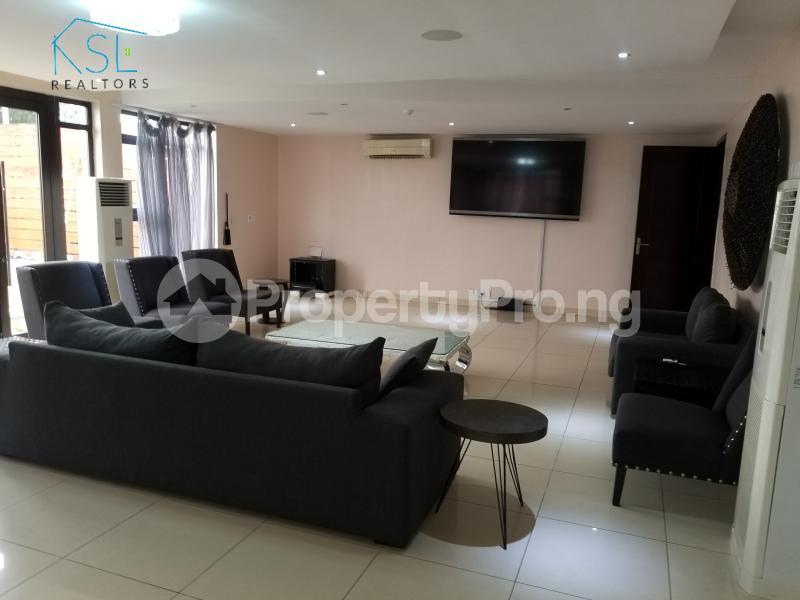 4 bedroom Terraced Duplex House for rent Residential Area Banana Island Ikoyi Lagos - 3