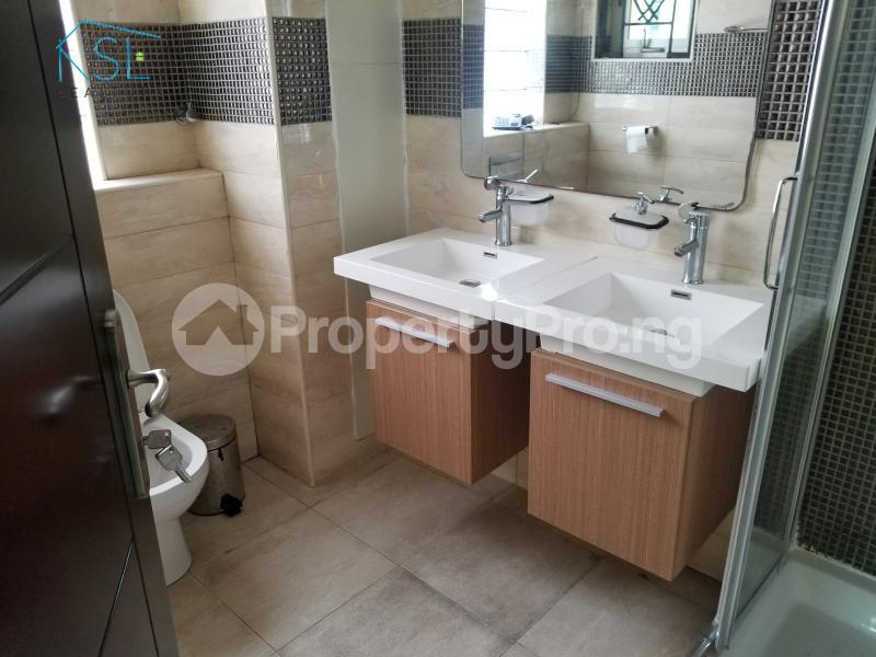 4 bedroom Terraced Duplex House for rent Residential Area Banana Island Ikoyi Lagos - 17