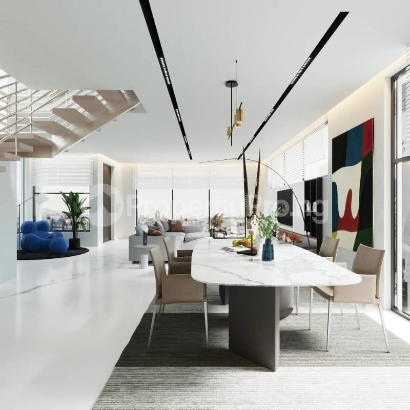 4 bedroom Terraced Duplex House for sale Ikoyi Crescent Old Ikoyi Ikoyi Lagos - 1