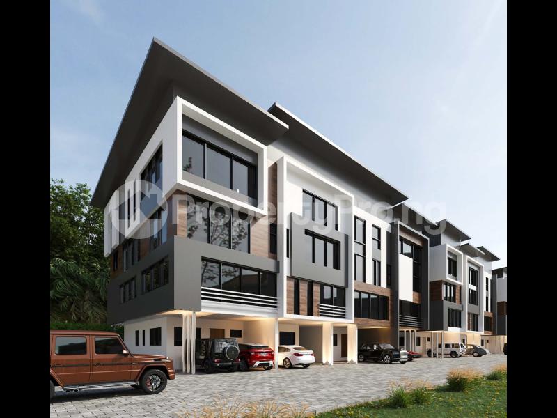 4 bedroom Terraced Duplex House for sale Ikoyi Crescent Old Ikoyi Ikoyi Lagos - 0