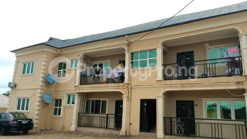 Blocks of Flats House for sale behind DSS Estate, Ile Titun Ibadan Oyo - 1