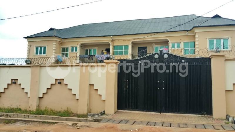 Blocks of Flats House for sale behind DSS Estate, Ile Titun Ibadan Oyo - 0