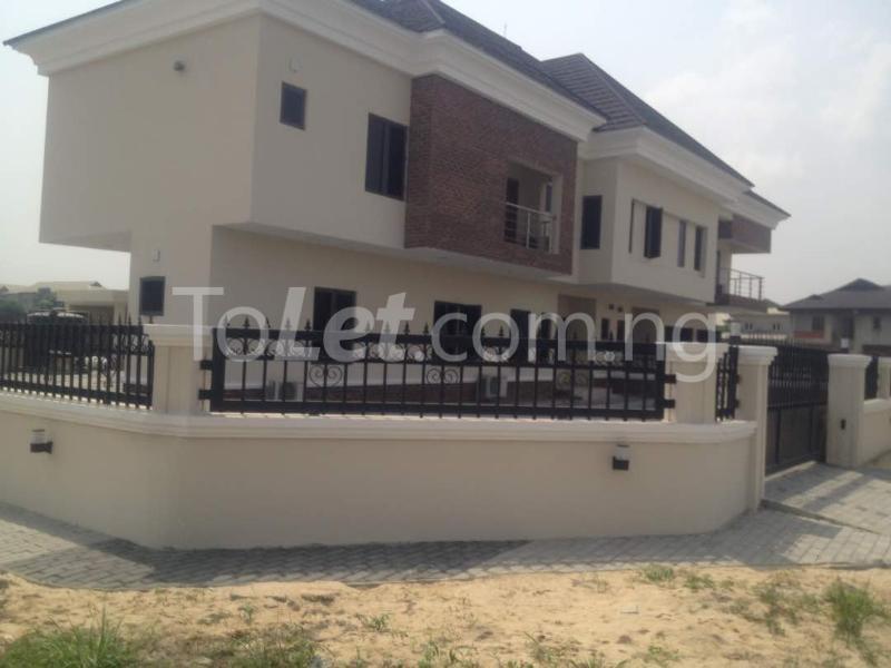 4 bedroom House for sale Lakeview Estate VGC Lekki Lagos - 1