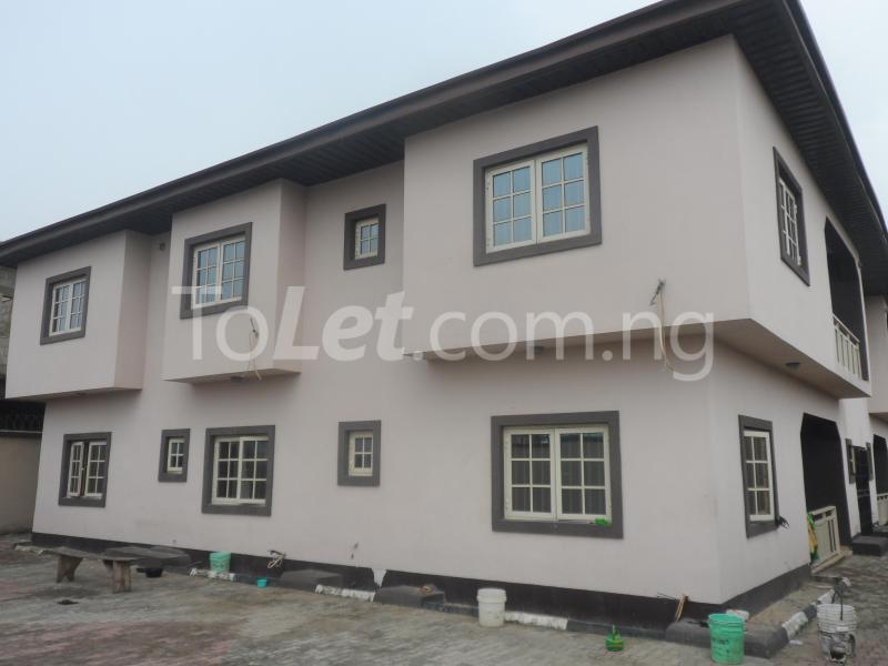 4 bedroom Flat / Apartment for sale Hopeville Estate Hopeville Estate Sangotedo Ajah Lagos Sangotedo Lagos - 1