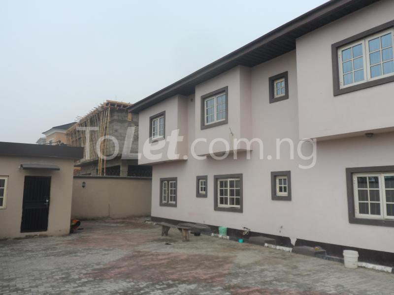 4 bedroom Flat / Apartment for sale Hopeville Estate Hopeville Estate Sangotedo Ajah Lagos Sangotedo Lagos - 4