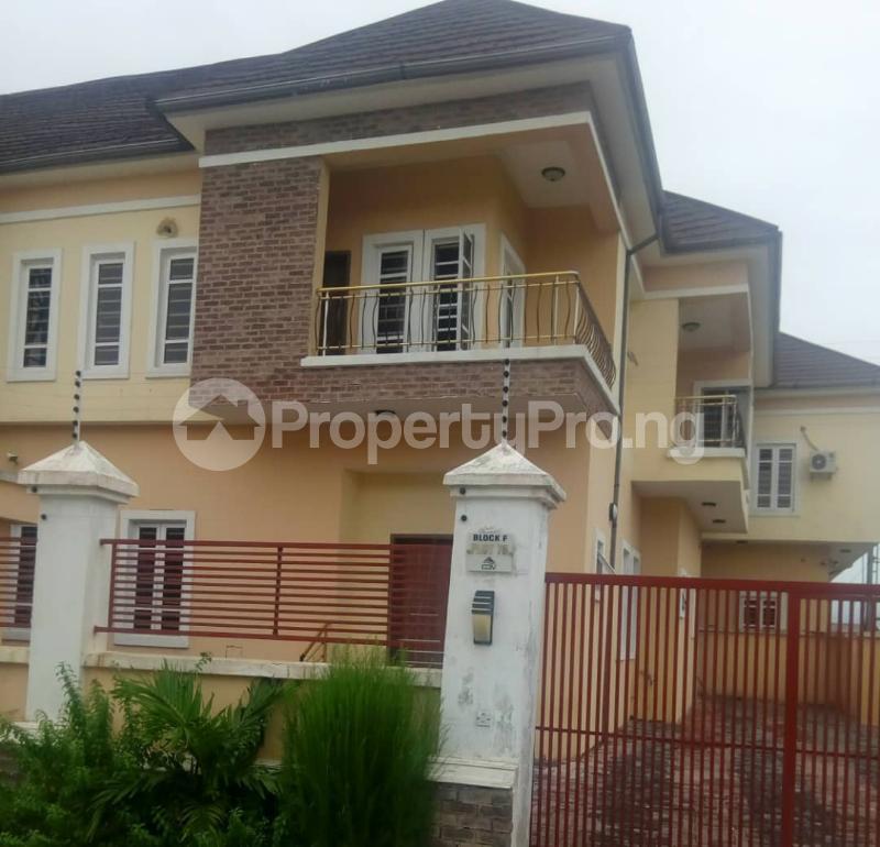 4 bedroom Semi Detached Duplex House for rent WhiteOak Estate, Ologolo, opposite Osapa London, Lekki, Lagos State. Ologolo Lekki Lagos - 0
