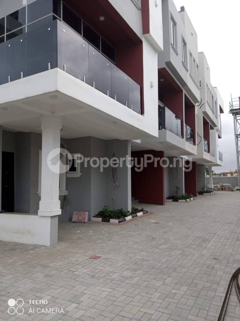 3 bedroom Terraced Duplex House for rent Atunrase Medina Gbagada Lagos - 4