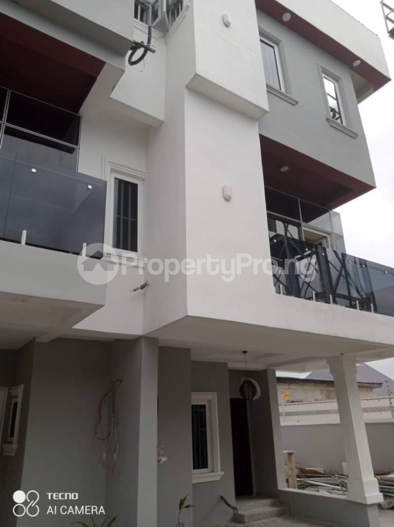 3 bedroom Terraced Duplex House for rent Atunrase Medina Gbagada Lagos - 2