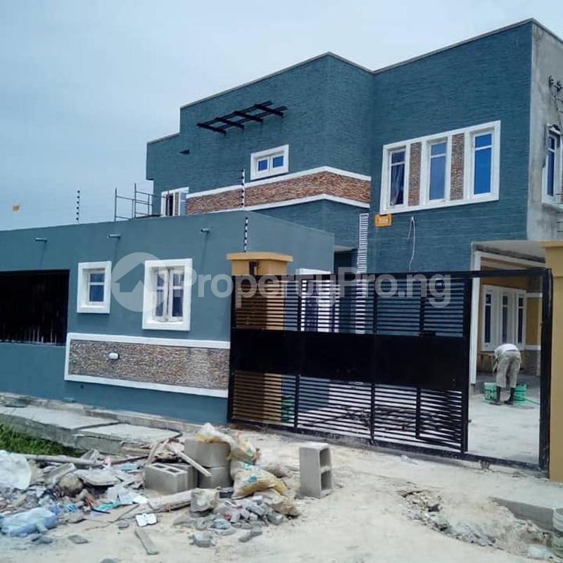 3 bedroom Terraced Duplex House for sale Sangotedo Lagos - 0